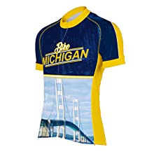 men's short sleeve bike jersey
