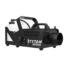 fog machine, titan, 1200, high output