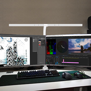EppieBasic Led Desk Lamp for Gaming