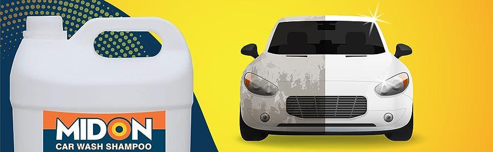 carwash shampoo 5l