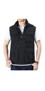 Fishing Travel Photo Vest Jacket
