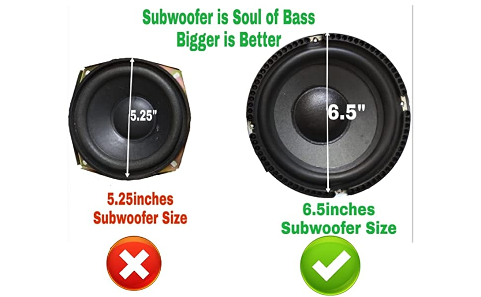 Heavy Subwoofer
