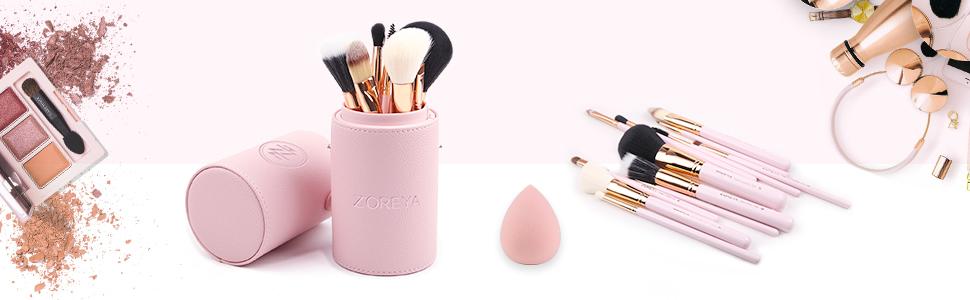 makeup brushes set makeup brushes zoreya makeup brush
