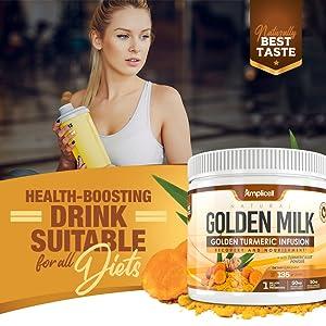 tumeric liquid golden tea tumeric organic tumeric latte golden tumeric tea turmeric latte mix blend