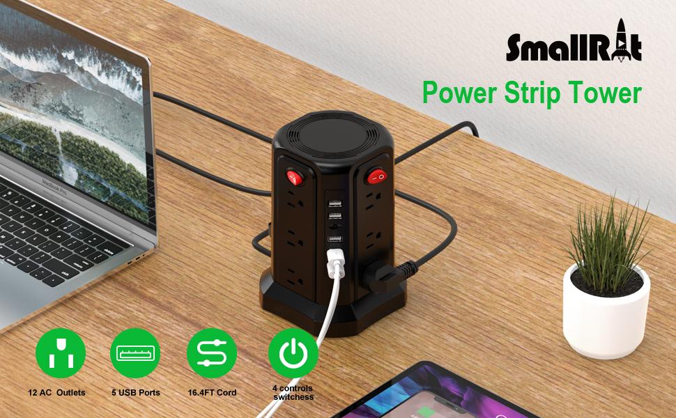 Surge Protector Power Strip