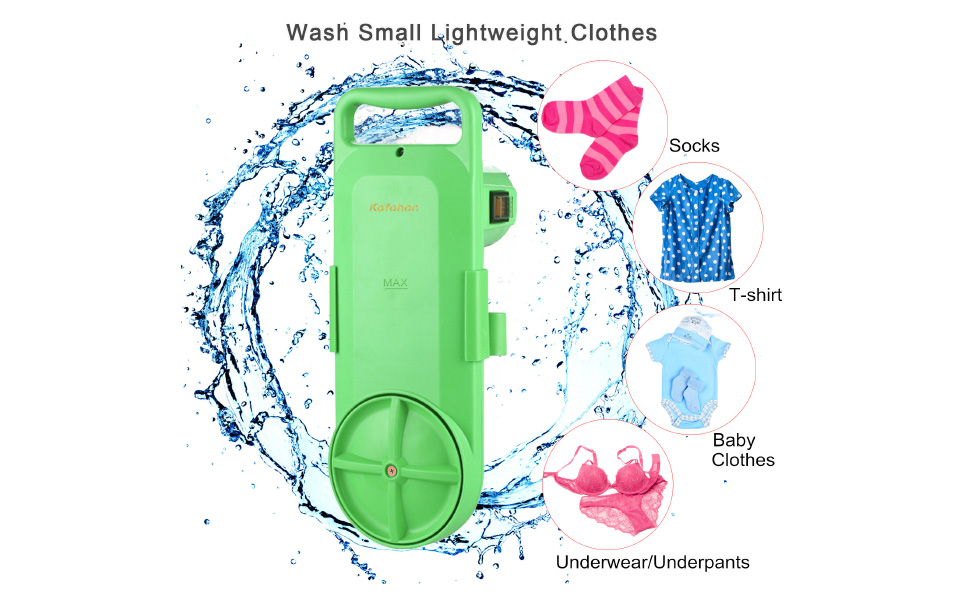 Mini Convenient Washing Machine