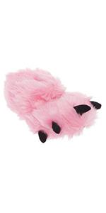 bear paw slipper