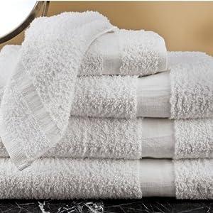 white gym towels, salon towels, hand towels workout towels, spa towels 100% cotton hand towels
