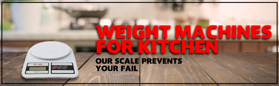 Electronic Digital Kitchen Scale, Kitchen Scale Digital Multipurpose, Weight Machines SPN-REE