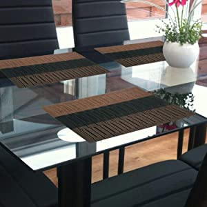 dining table placemats 6 pieces