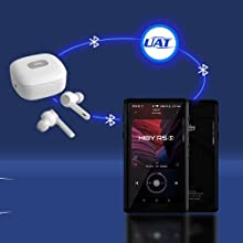 Bluetooth now also HiFi with UAT technology