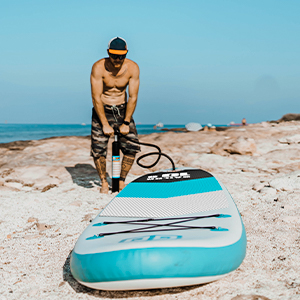 goosehill sailor stand up paddle board easy to inflate