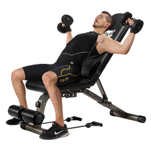 adjustable workout bench home