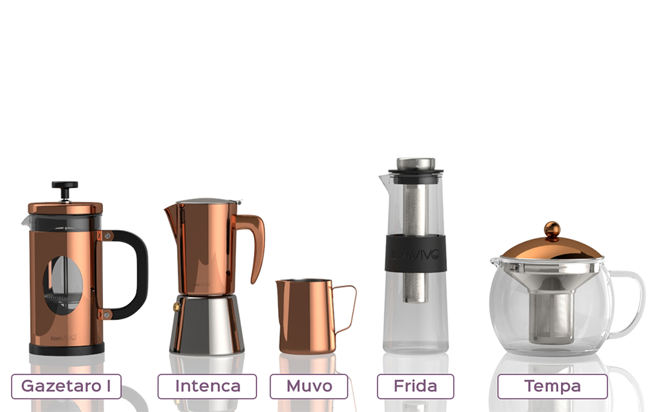 coffee maker milk frother tea infuser espresso stovetop expresso coffee maker french press