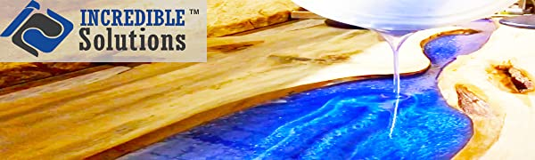 Deep Pour Resin Epoxy River Tables Live Edge Incredible Solutions Geode Art