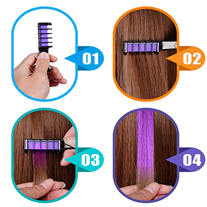 Easy to Apply Hair Colors