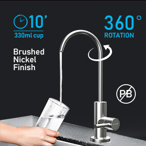 fast water flow stable
