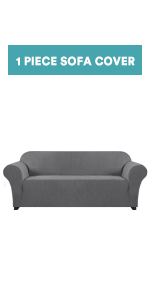 1 piece sofa cover for 3 cushion cover