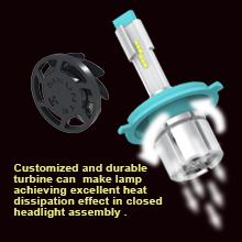 h4 headlight