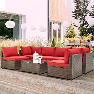 Outdoor Combination Sofa