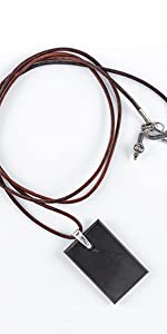Shungite Portal pendant necklace for men meditation shungite sterling silver gift necklace