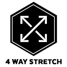 4 way stretch