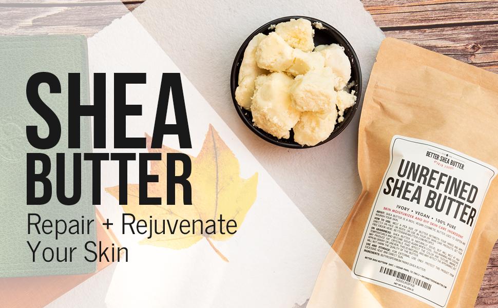 Ivory Shea Butter - Better Shea Butter
