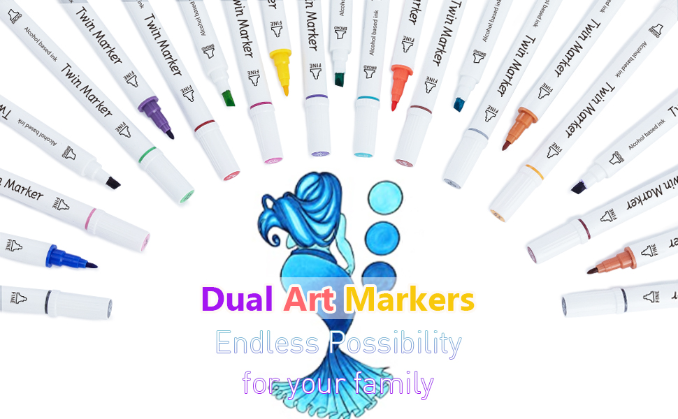 Sketch Markers