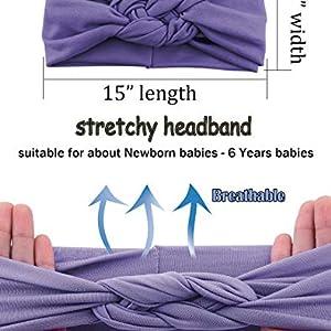 stretchu headband size