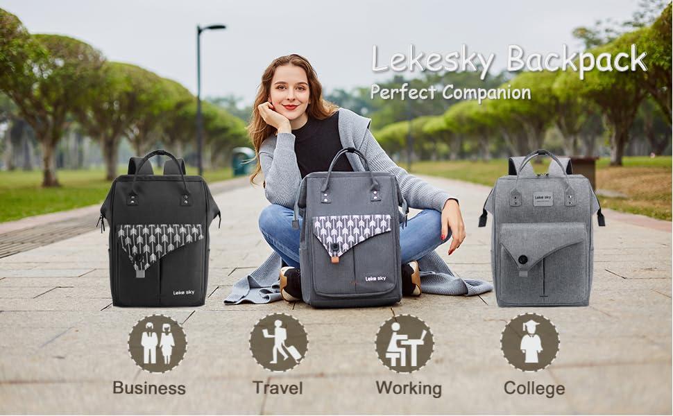lekesky backpack