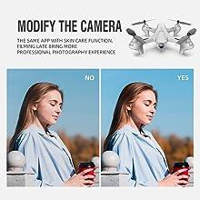 Modify the Camera
