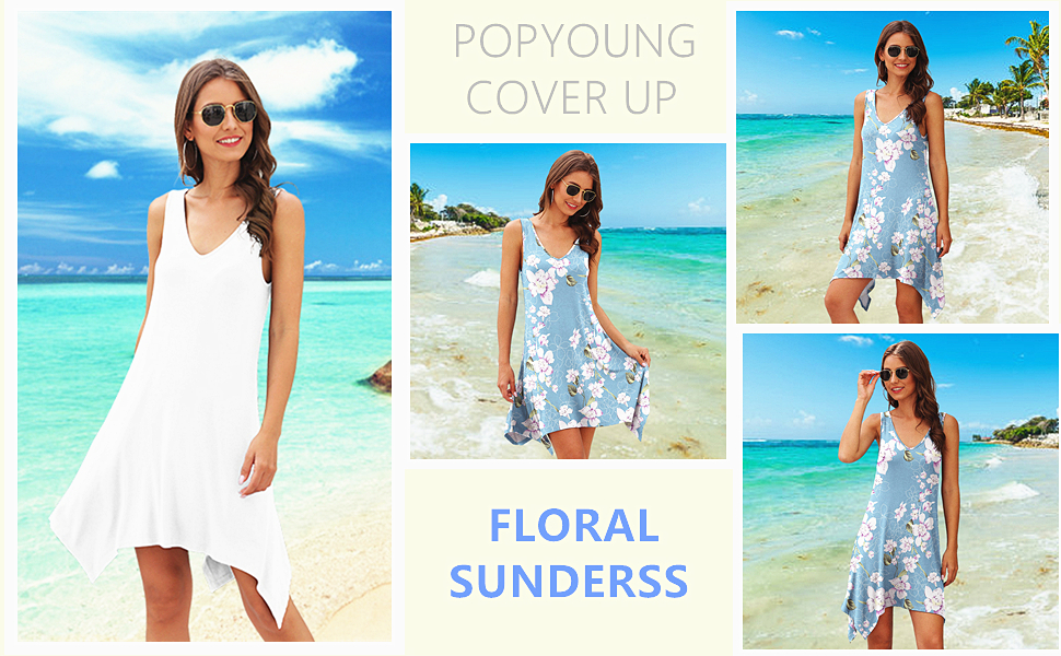 beach coverups for women select