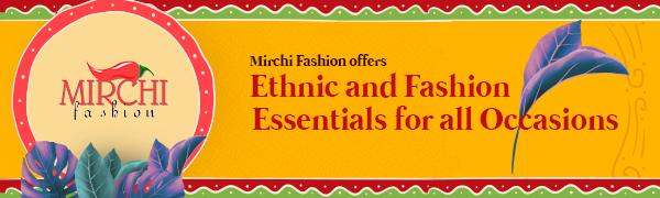 Mirchi Fashion Logo