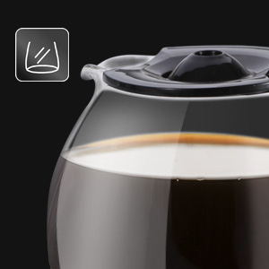 Explosion-proof Glass Carafe