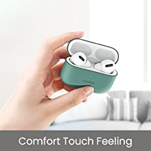 UGREEN Airpods Pro Case Protective Silicone Cover Skin 2019 Airpods Pro Charging Case