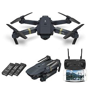 EACHINE E58 WIFI FPV Quadcopter With 120° 720P HD Camera Drone