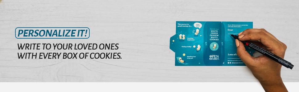 cookies, cookie biscuits, cashew cookies, open secret, secret box, tiffin box, almond butter