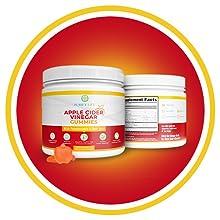 purify lie gummies supplements healthy metabolism elderberry apple cider vinegar biotin vitamins