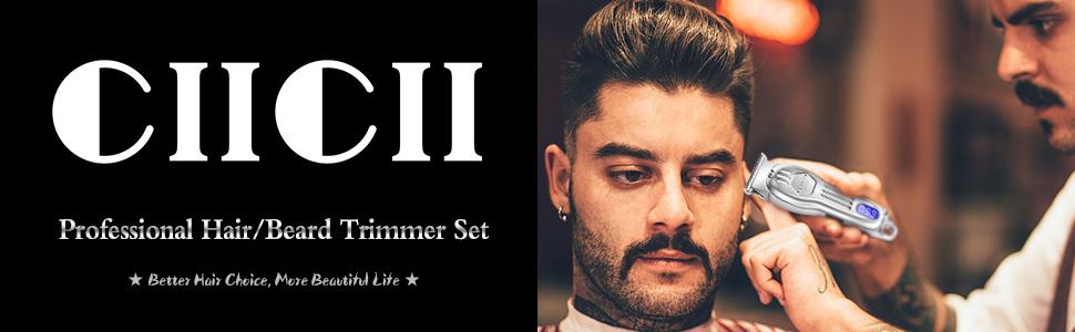 CIICII Hair/Beard Trimmer