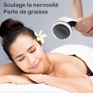 masajeador eléctrico de mano