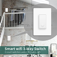 smart wifi 3 way switch