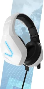 Gaming Headset Headphone Earphones PS4 PS5 Playstation Xbox series x s one nintendo switch stadia