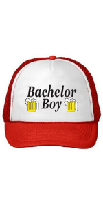 bachelor boy hat