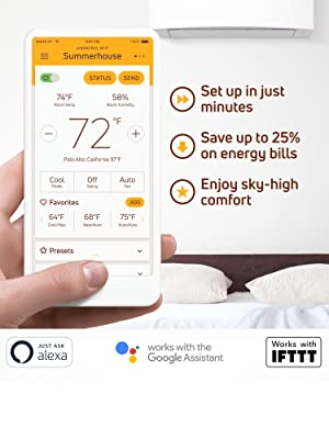 airpatrol wifi smart air conditioner controller ac