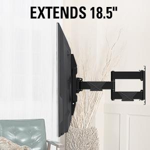 65 inch tv mount tv wall mount tv bracket full motion tv mount tv wall mount swivel and tilt mount