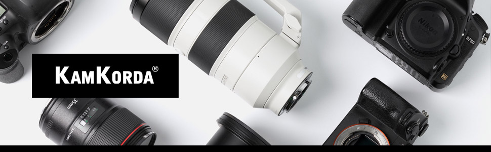 Proud Suppliers of Camera Equipment for Professionals & Beginners