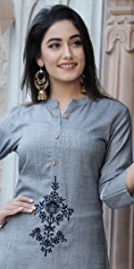 Women's Cotton Readymade Salwar Suit