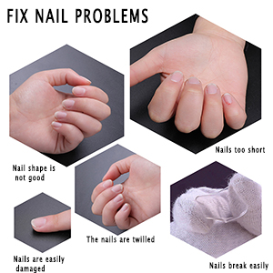 Fix real nail problems