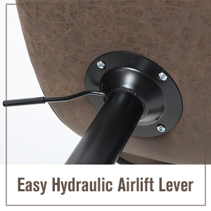 Easy Hydraulic Airlift Lever