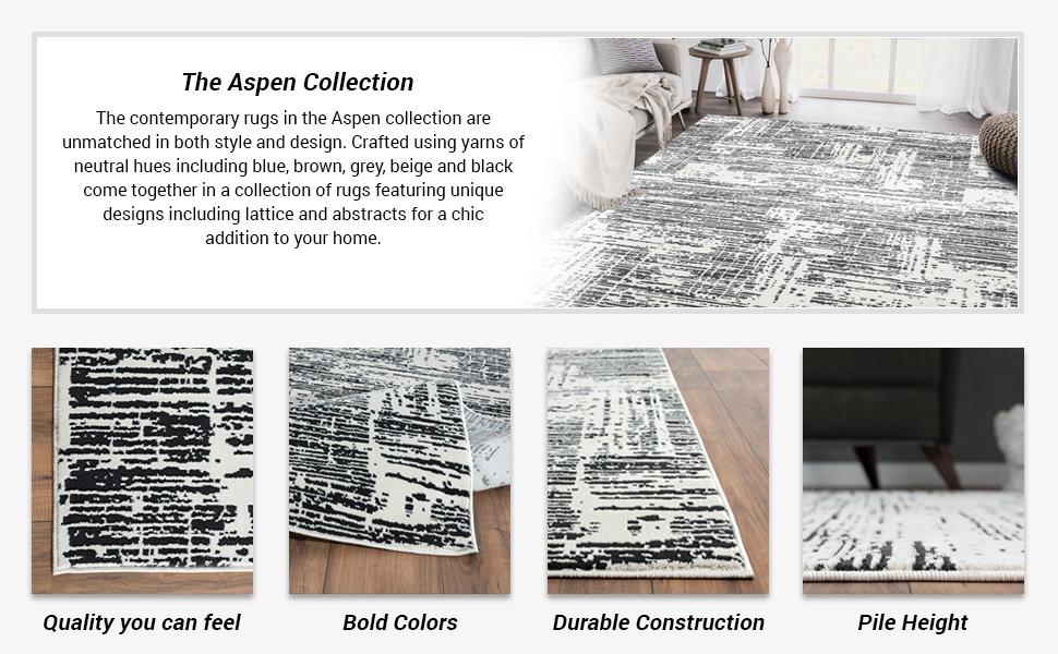 Abani Rugs Aspen Collection